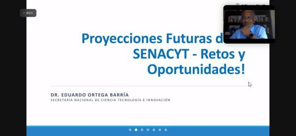 Proyecciones Futuras de SENACYT