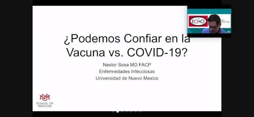 Podemos Confiar en la vacuna vs Covid-19