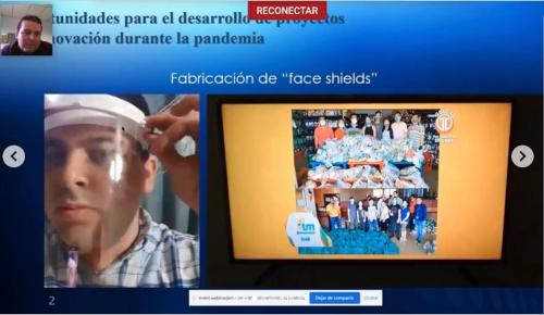 Fabricación de Facemasks